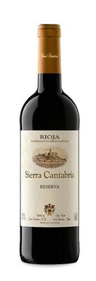 Sierra Cantabria Rioja Reserva 2013 (750 ml)