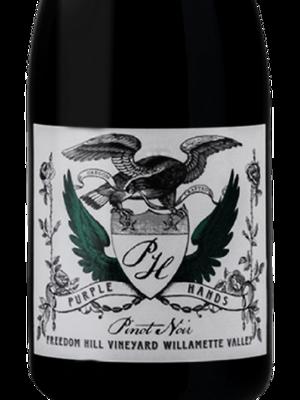 Purple Hands Freedom Hill Vineyard Pinot Noir Willamette Valley 2019 (750 ml)