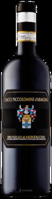 Ciacci Piccolomini d'Aragona Brunello di Montalcino 2015 ((375 ml) )