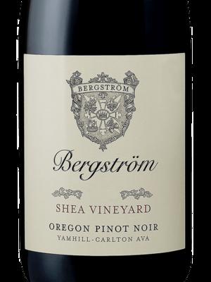 Bergstrom Shea Vineyard Pinot Noir Yamhill-Carlton District 2017 (750 ml)