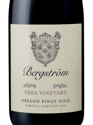 Bergstrom Shea Vineyard Pinot Noir Yamhill-Carlton District 2018 (750 ml)
