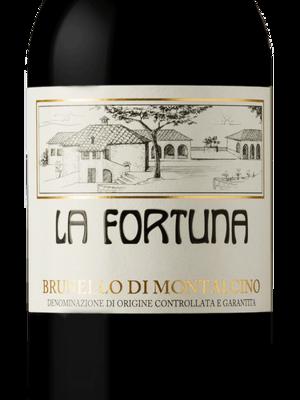 La Fortuna Brunello di Montalcino 2015 (750 ml)