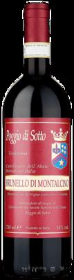 Poggio di Sotto Brunello di Montalcino 2015 (750 ml)