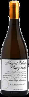 Mount Eden Vineyards Chardonnay 2017 (750 ml)