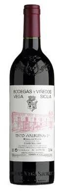 Vega Sicilia Tinto Valbuena 5 Ribera del Duero 2013 (750 ml)