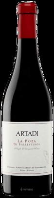 Artadi La Poza de Ballesteros Rioja 2018 (750 ml)
