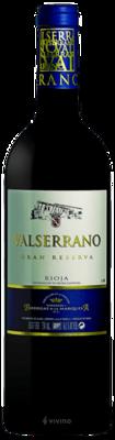 Valserrano Rioja Gran Reserva 2014 (750 ml)
