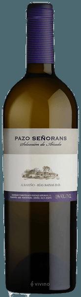 Pazo Señorans Seleccion de Añada Albariño Rías Baixas 2010 (750 ml)