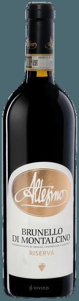 Altesino Brunello di Montalcino Riserva 2015 (750 ml)