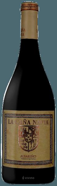 La Caña Navia Albarino 2018 (750 ml)