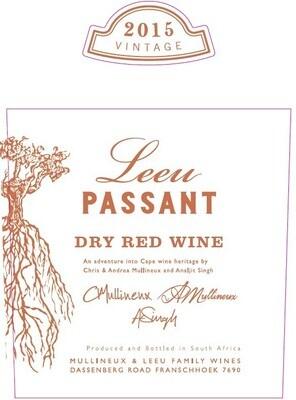 Leeu Passant Dry Red Western Cape 2017 (750 ml)