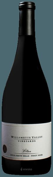 Willamette Valley Vineyards Elton Pinot Noir 2015 (750 ml)