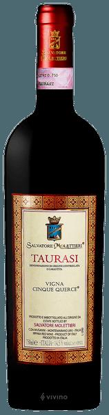 Salvatore Molettieri Taurasi Vigna Cinque Querce 2011 (750 ml)