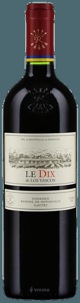 Los Vascos Le Dix de Los Vascos 2015 (750 ml)