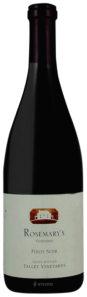 Talley Vineyards Rosemary's Vineyard Pinot Noir 2018 (750 ml)