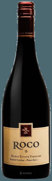 Roco Marsh Estate Vineyard Pinot Noir 2019 (750 ml)