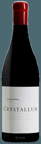 Crystallum Cuvée Cinéma Pinot Noir 2017 (750 ml)