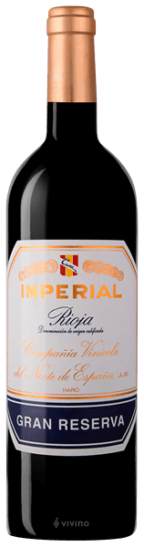 Imperial Rioja Gran Reserva 2014 (750 ml)