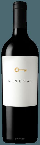 Sinegal Estate Napa Valley Cabernet Sauvignon 2018 (750 ml)