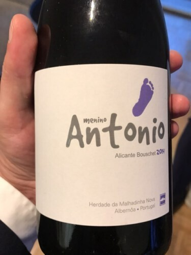Malhadinha Nova Alicante Bouschet Menino Antonio 2014 (750 ml)
