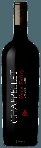Chappellet Cabernet Franc (Pritchard Hill) 2018 (750 ml)