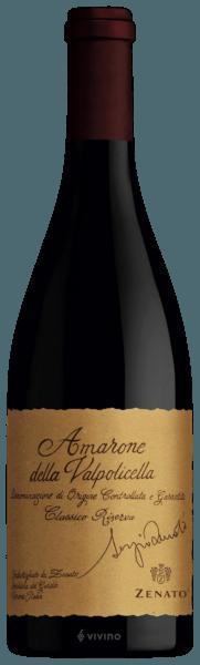 Zenato Amarone della Valpolicella Riserva Sergio Zenato 2015 (750 ml)