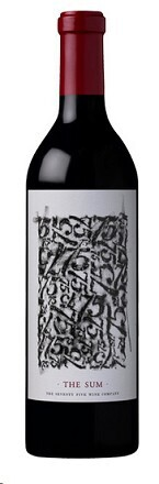 1975 The Sum Red Blend by Tuck Beckstoffer