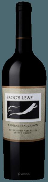 Frog's Leap Cabernet Sauvignon Estate Grown 2018 (750 ml)