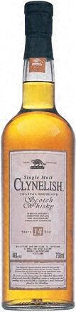 Clynelish Coastal Highland 14 Year Single Malt Scotch