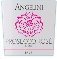 Angelini Prosecco Brut Rose