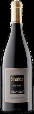 Shafer Vineyards Relentless Syrah 2015 (750 ml)