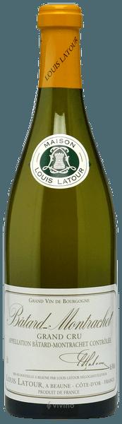 Louis Latour Batard-Montrachet Grand Cru 2018 (750 ml)