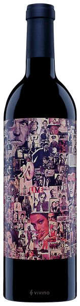 Orin Swift Abstract Red Blend 2019 (750 ml)
