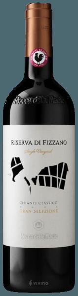 Rocca delle Macie Riserva Di Fizzano Chianti Classico Gran Selezione 2015 (750 ml)