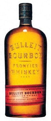 Bulleit Bourbon Whiskey 750 ml