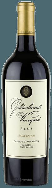 Goldschmidt Cabernet Sauvignon Game Ranch Plus 2014 (750 ml)