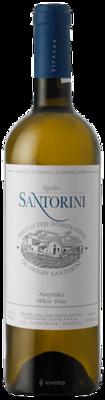 Domaine Sigalas Santorini Assyrtiko 2020 (750 ml)