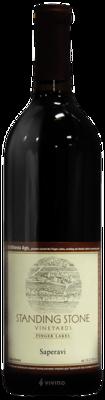 Standing Stone Vineyards Saperavi 2019 (750 ml)