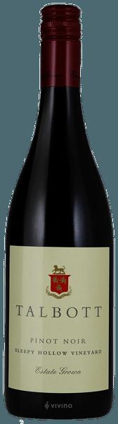 Talbott Pinot Noir Sleepy Hollow Vineyard 2016 (750 ml)