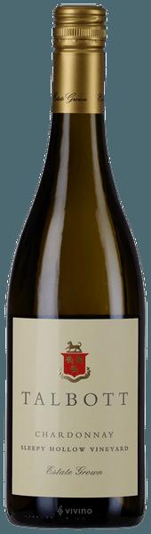 Talbott Chardonnay Sleepy Hollow 2016 (750 ml)