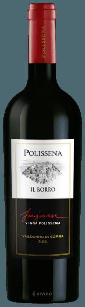 Il Borro Sangiovese Polissena 2017 (750 ml)