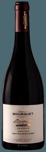 Domaine Bousquet Reserve Pinot Noir Organic