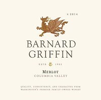 Barnard Griffin Merlot Columbia Valley