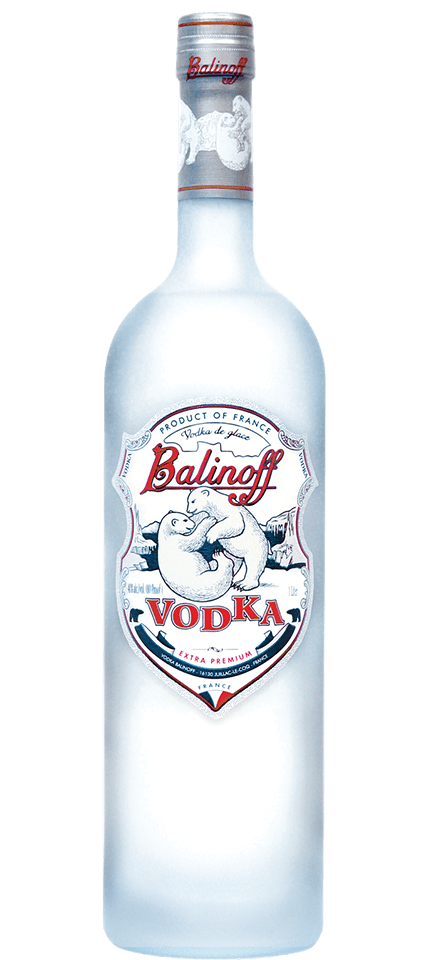 Balinoff Vodka 1.75 Liter