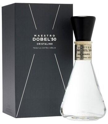 Maestro Dobel Tequila Cristalino 50 (750 ml)