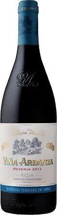 La Rioja Alta Rioja Reserva, 'Vina Ardanza' 2012 (750 ml)