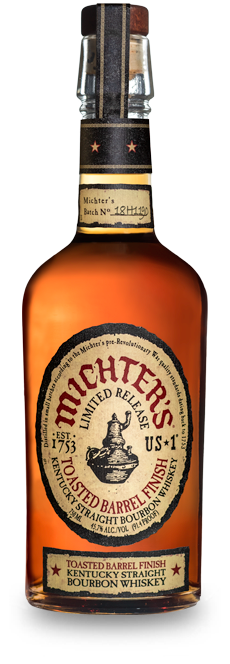 Michter's US-1 Limited Release Toasted Barrel Finish Bourbon Whiskey 750 ml