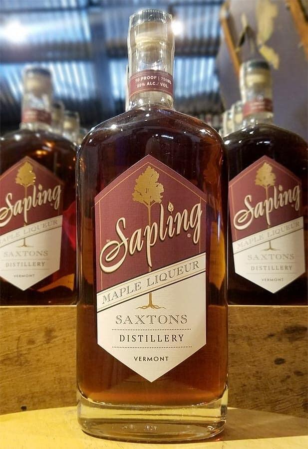 Saxtons River Distillery Sapling Maple Liqueur 750 ml