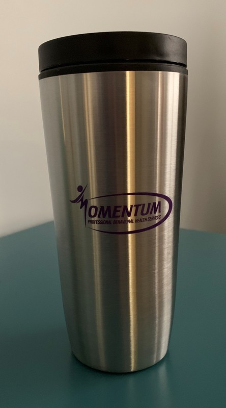 Momentum Stainless Travel Mug - 16 oz.