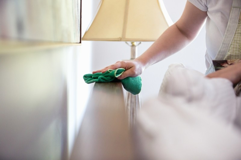 Standard Residential Cleaning ($32.95 hourly/person)